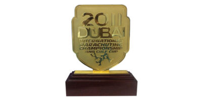 Award 05-2011 Dubai International Parachuting Championship and Gulf Cup